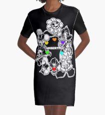 Undertale XXV Graphic T-Shirt Dress