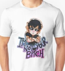 Alec Lightwood- i'm not your bitch T-Shirt