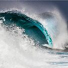 Pango Wave 1 by Peter Carroll