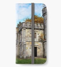 Main entrance and gate lodges iPhone Wallet/Case/Skin