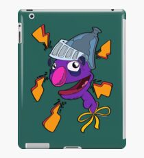 Super Groovy (Super Grover) iPad Case/Skin