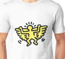 Keith Haring Angel Unisex T-Shirt