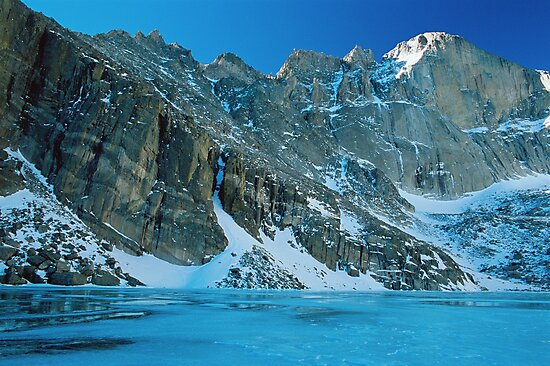 Blue Chasm by Eric Glaser