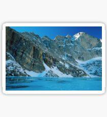 Blue Chasm Sticker