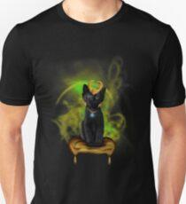 Lokitty, God of Mischeif Unisex T-Shirt
