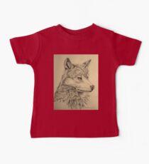 Lone Wolf Baby Tee