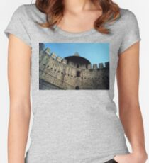 Soroca Fortress Women's Fitted Scoop T-Shirt
