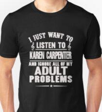 The Carpenters Unisex T-Shirt