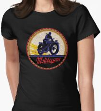 Motobecane Vintage Motorcycles T-Shirt