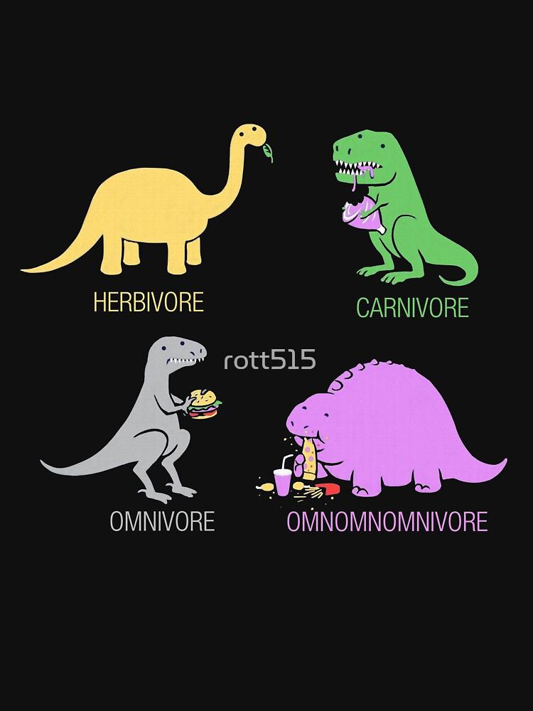 Lustige Dinosaurier von rott515