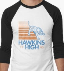 Hawkins High (Stranger Things) Men's Baseball ¾ T-Shirt
