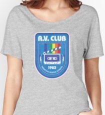 Hawkins AV Club (Stranger Things) Women's Relaxed Fit T-Shirt