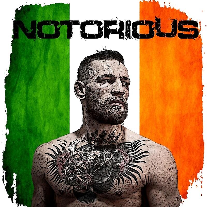 Notorious Conor Mcgregor Scarves Redbubble