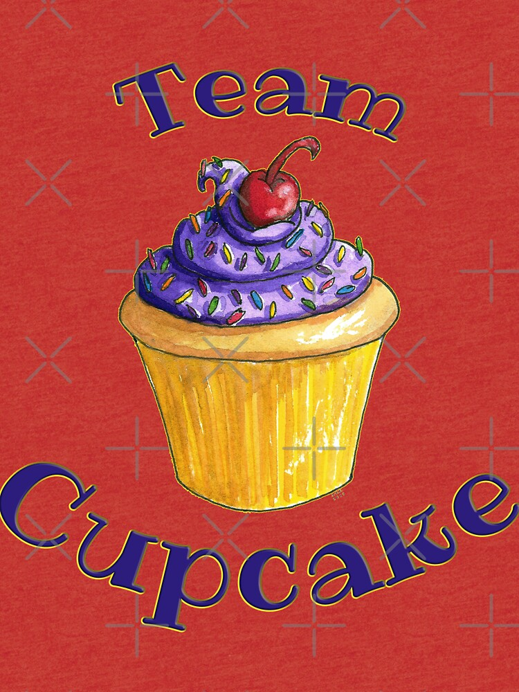 Team Cupcake by amyelyse