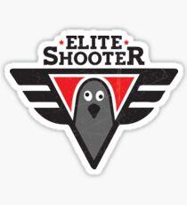 Elite Shooter Sticker