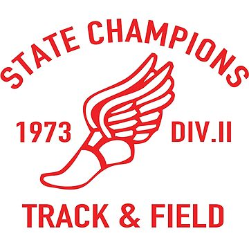 State Champs Red & White by irondiscipline