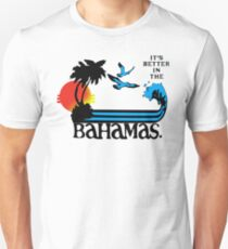 Step Brothers It's Better In The Bahamas T-Shirt