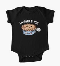 Humble Pie One Piece - Short Sleeve