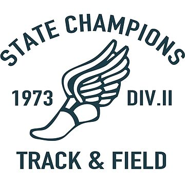 State Champs Blue & White by irondiscipline