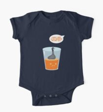 CAN I GET A LIL GOOSE IN MY OJ? One Piece - Short Sleeve