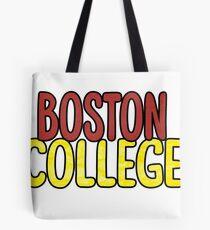 Boston College Tote Bag