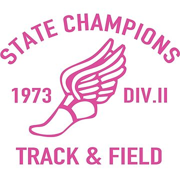 State Champs Pink by irondiscipline