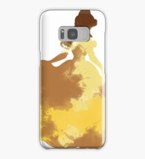 Character Inspired Silhouette  Samsung Galaxy Case/Skin