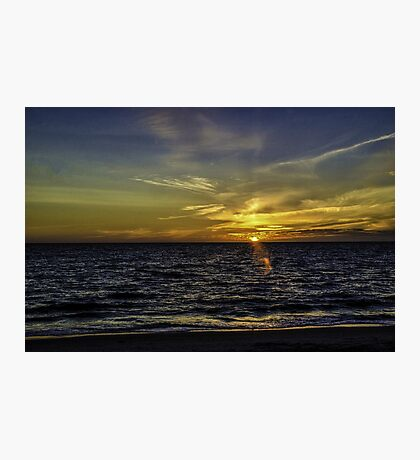Painted By God Photographic Print