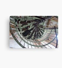 Shawshank Staircase Canvas Print