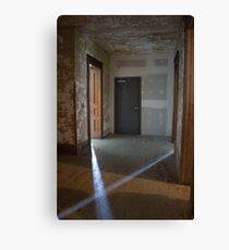Shawshank Doors Canvas Print