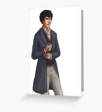 Will Herondale Greeting Card