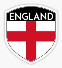 ENGLAND GREAT BRITAIN UNITED KINGDOM FLAG CREST Sticker