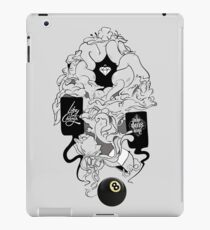 Lucky 8 ball iPad Case/Skin