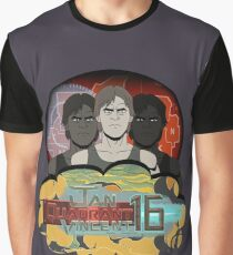 Jan Michael Vincent Graphic T-Shirt
