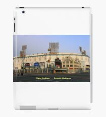 Tiger Stadium iPad Case/Skin