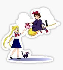 Magical Girls Sticker