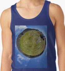 Fortified Ball - Inside Dun Aengus stone fort Tank Top