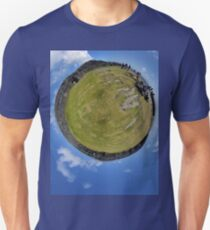 Fortified Ball - Inside Dun Aengus stone fort Unisex T-Shirt