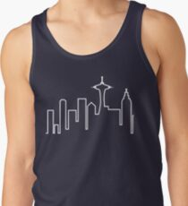 Seattle Skyline (Frasier) Tank Top