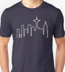 Camiseta unisex Seattle Skyline (Frasier)