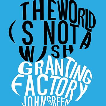 TFIOS - Wish Granting Factory by saycheese14