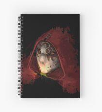 JackofBlades Spiral Notebook