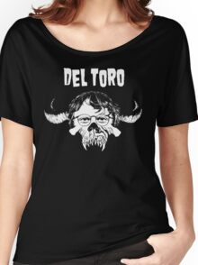 Del Toro Danzig Women's Relaxed Fit T-Shirt