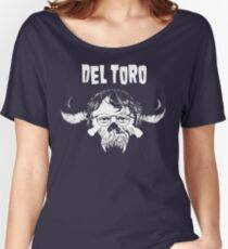 Del Toro Danzig Women's Relaxed Fit T-Shirt
