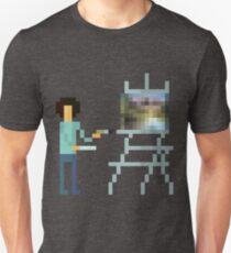 Pixel Ross Unisex T-Shirt