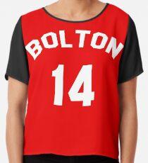 High School Musical  Bolton Jersey Chiffon Top 384a71cd0