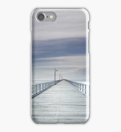 A long walk down the pier! iPhone Case/Skin