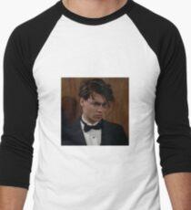 Johnny Depp Men's Baseball ¾ T-Shirt