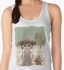 Cute Classics - The Adventures of Tom Sawyer Women's Tank Top