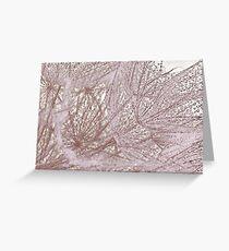 Miss Dandelions Cousin - Soft Macro Greeting Card